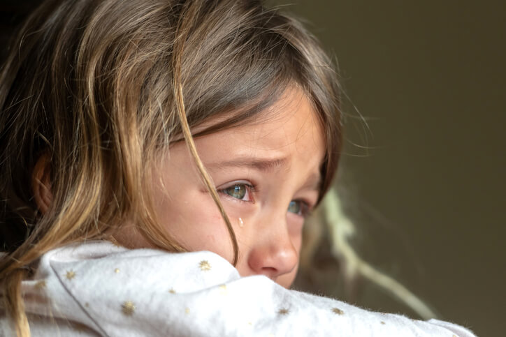 signs your child may have anxiety
