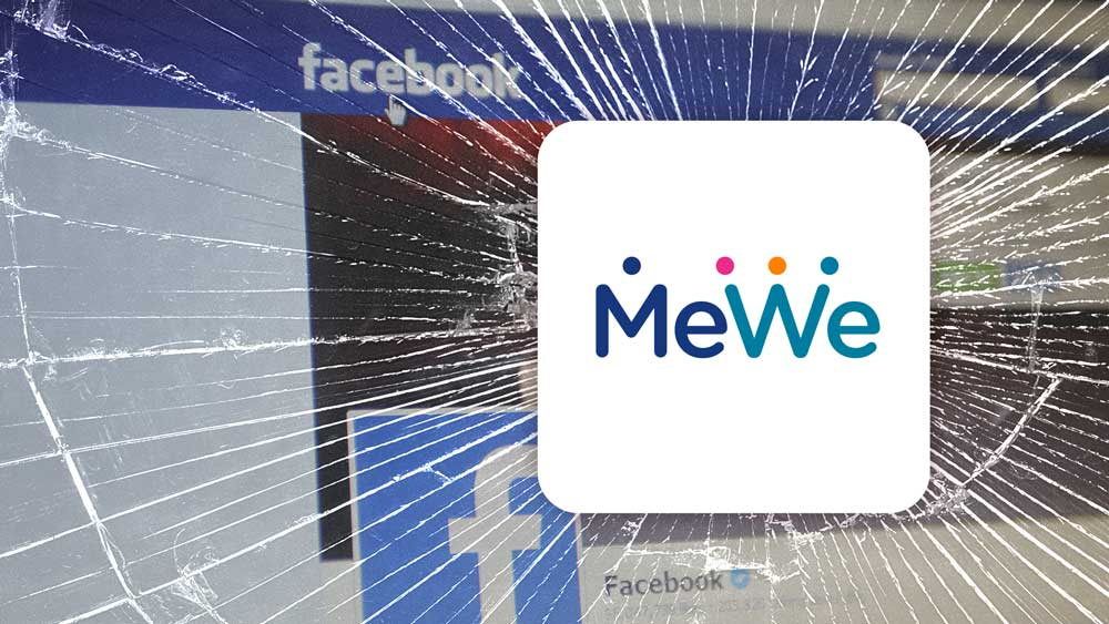 What is MeWe Social Network