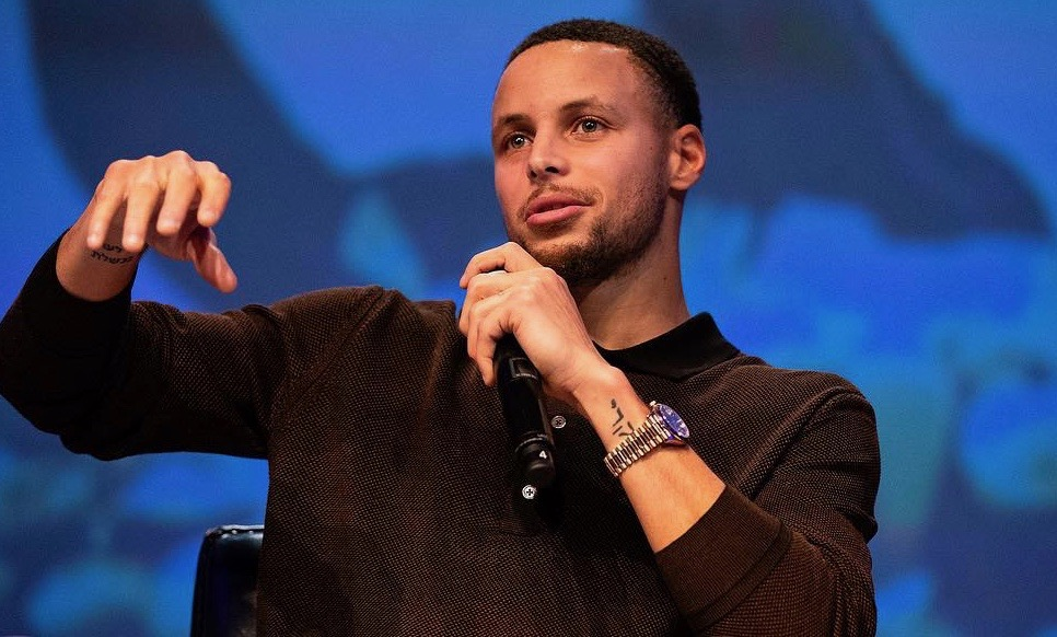 stephen curry fauci interview