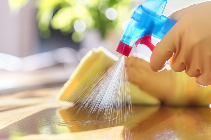 cdc housekeeping guidelines