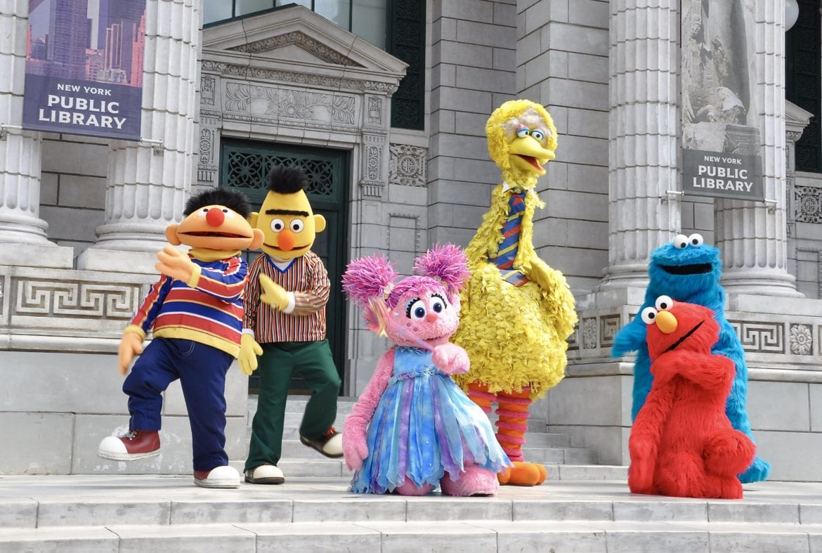 caring for each other sesame street