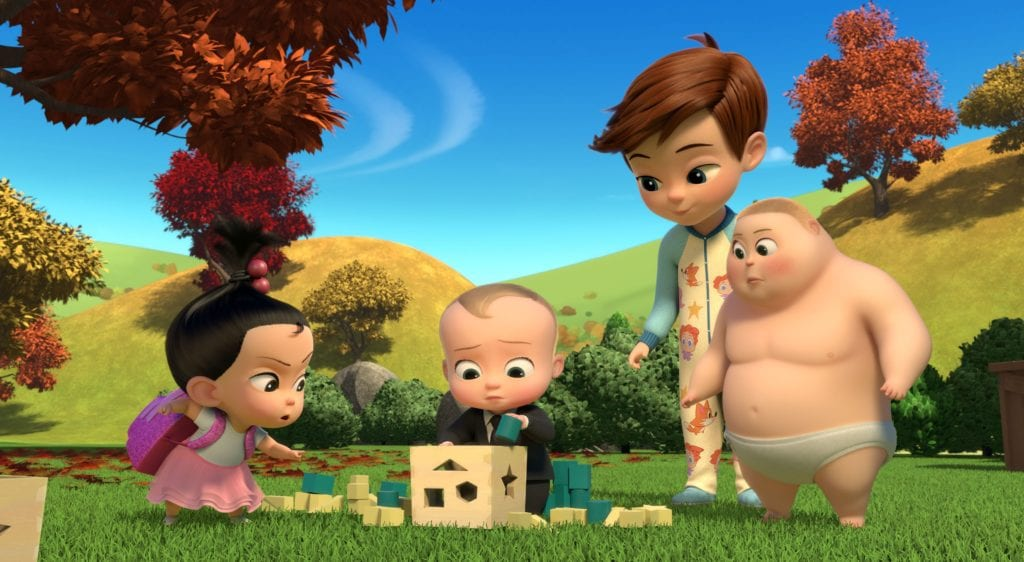Exclusive Boss Baby S Back In Business In Season 3 Parentology