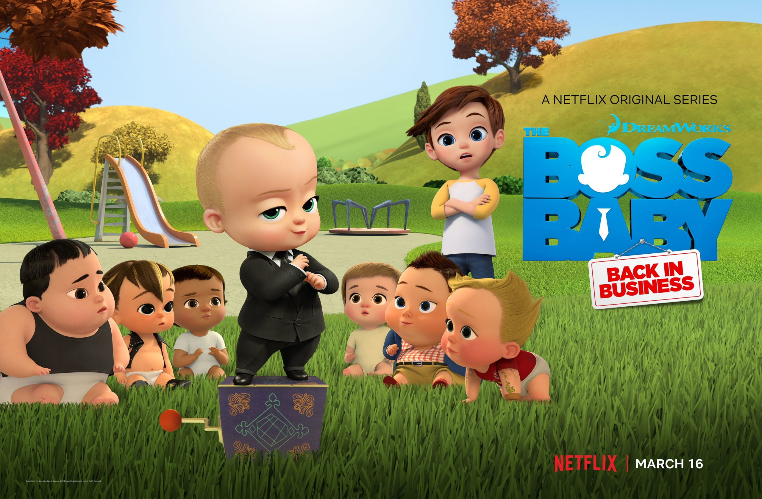 Hasil gambar untuk The Boss Baby: Back in Business / Season 3