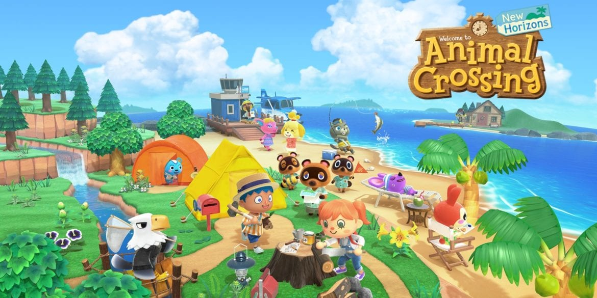 Animal crossings new horizons parental controls