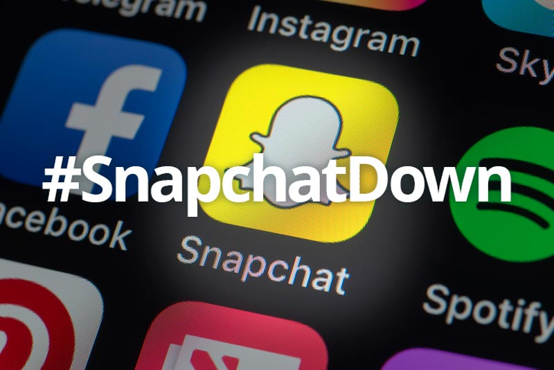 is-snapchat-down