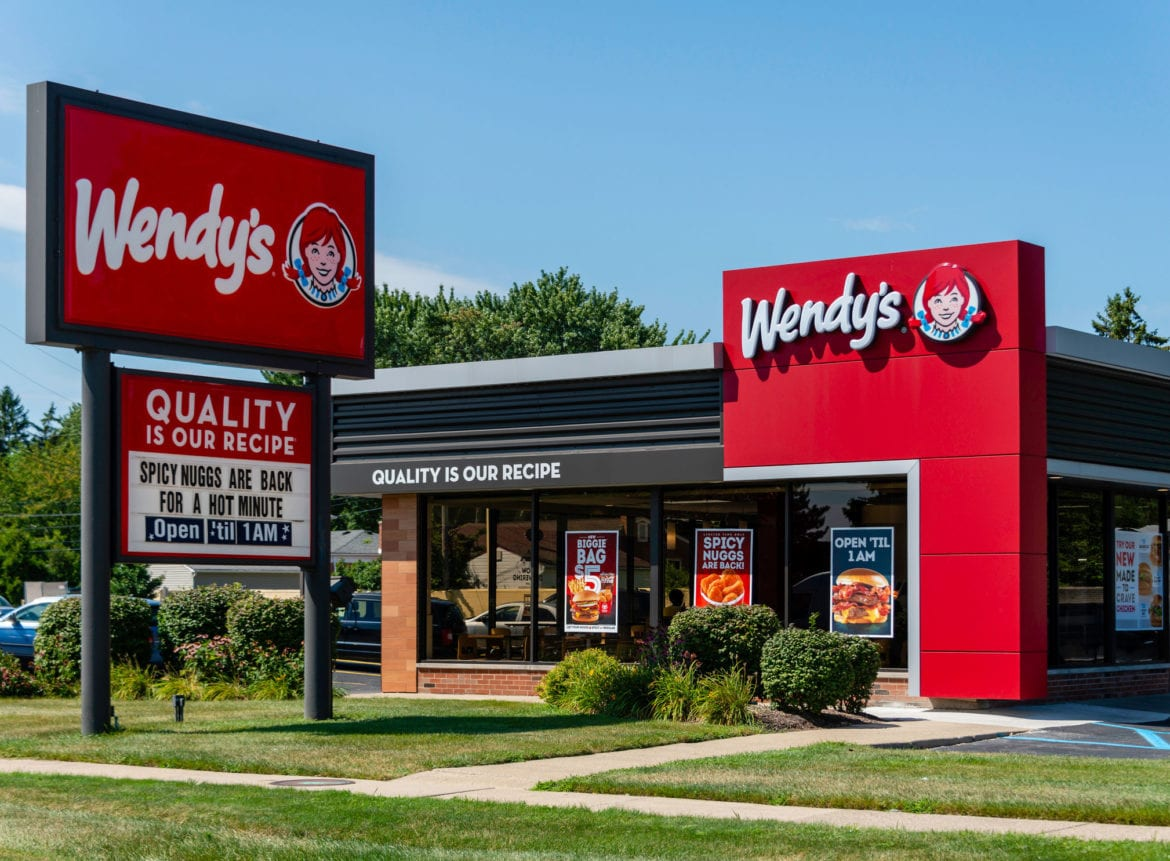 Wendy's Runs Out of Meat