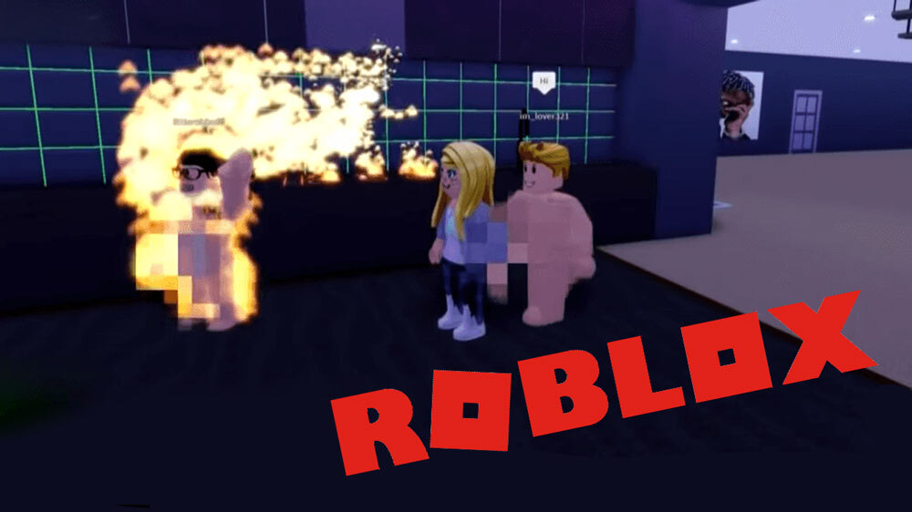 Roblox Using Video To Report Simulated Sex Nudity Hacked Into Popular Kids Game Parentology