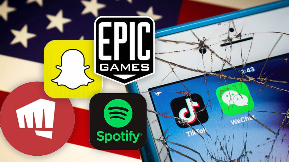 US Government Investigating Epic Games, Riot Games Due To Tencent