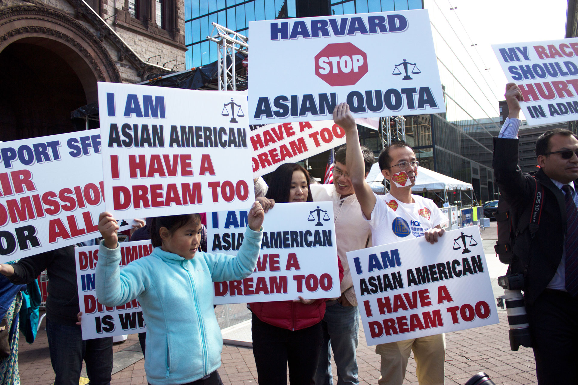 Harvard use of race in admissions upheld